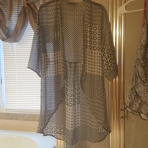 Kenneth Cole Swimsuit with coverup